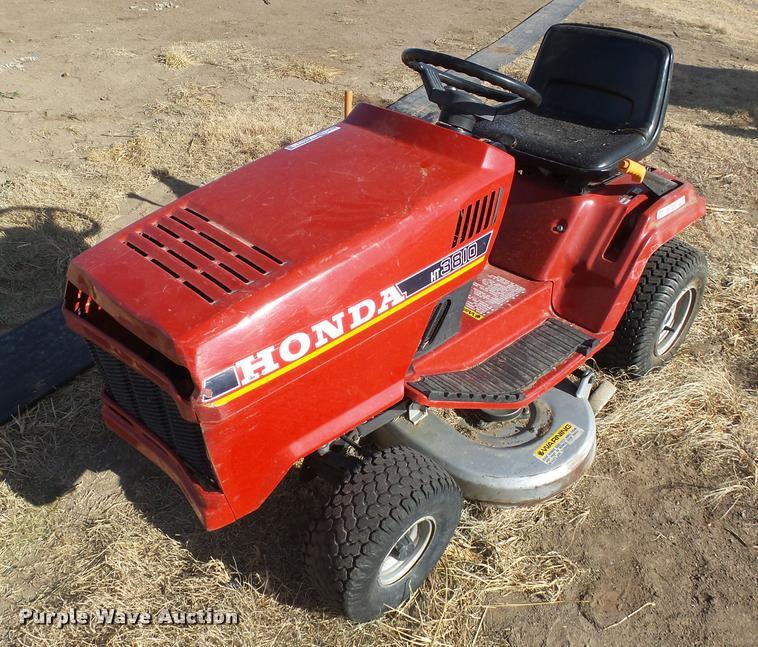 Honda HT3810 lawn mower