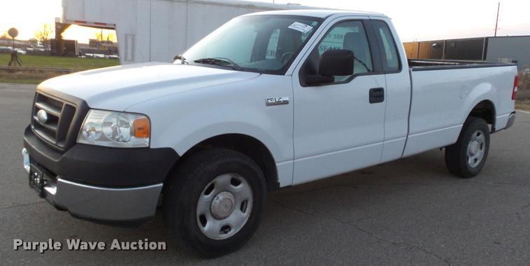 2005 Ford F150 XL pickup truck