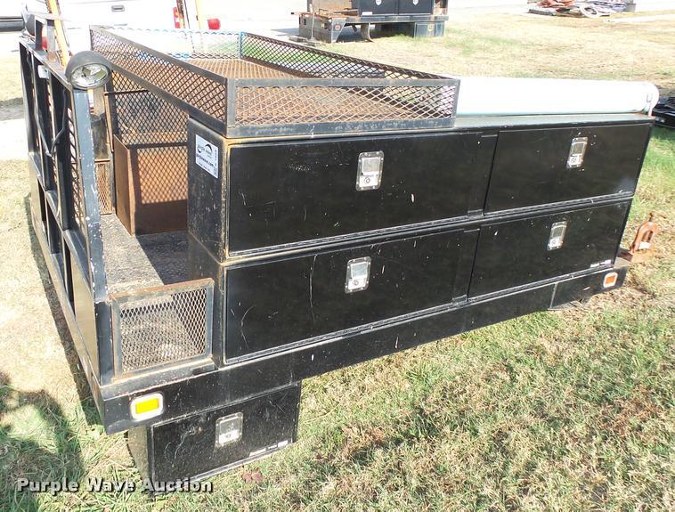 Knapheide PVMXT-938C utility bed