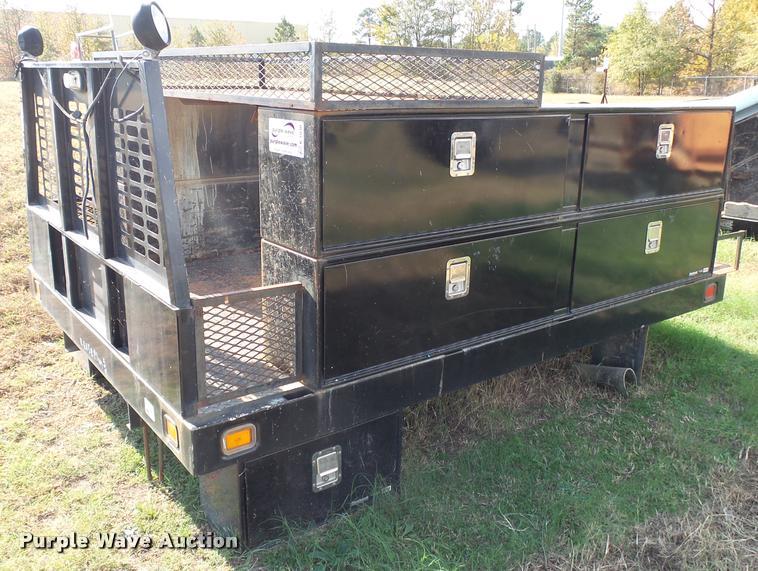 Knapheide PVMT-938C utility bed