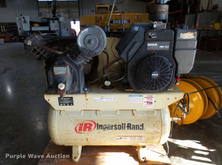 Ingersoll Rand 2475-125 air compressor