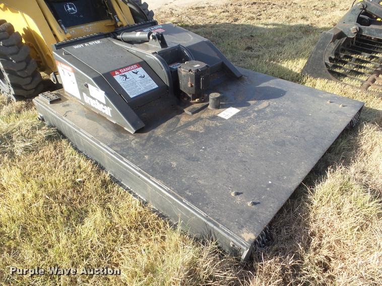 2014 Brush Cat 72 skid steer mower