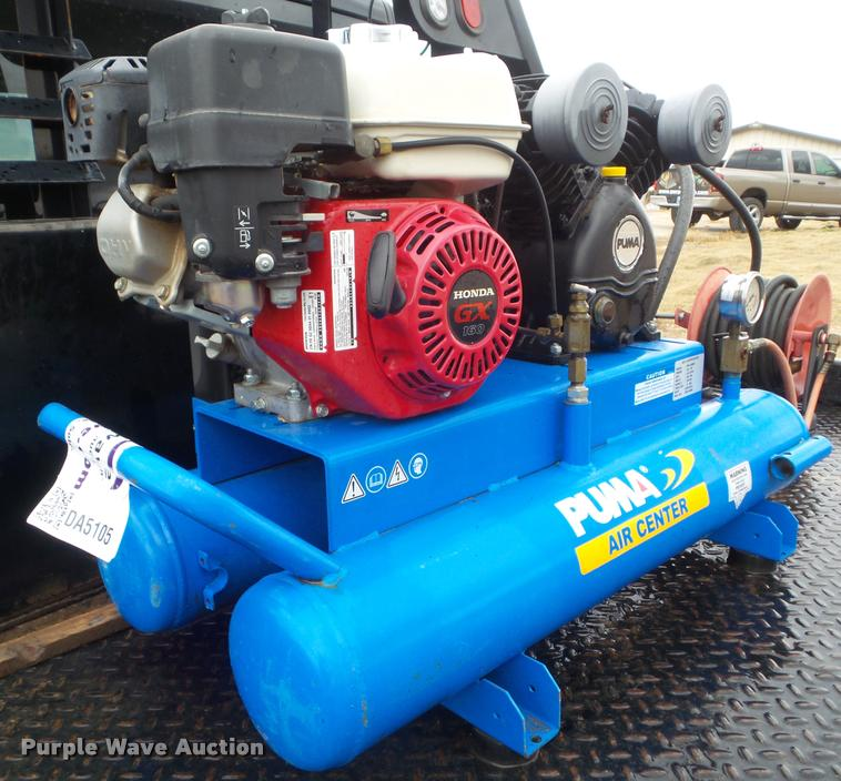 2013 Puma PUK5508G air compressor