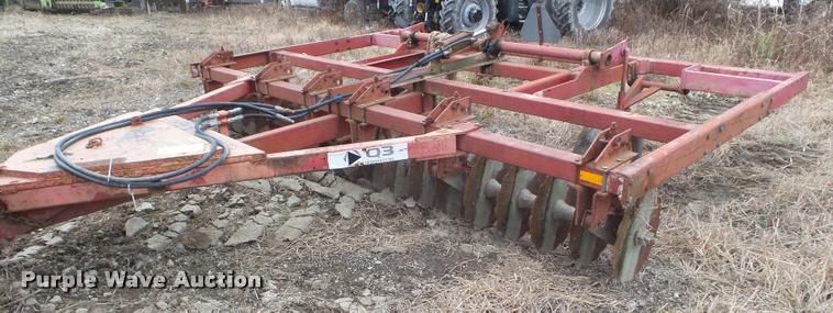 2007 Case IH 6000 crimper