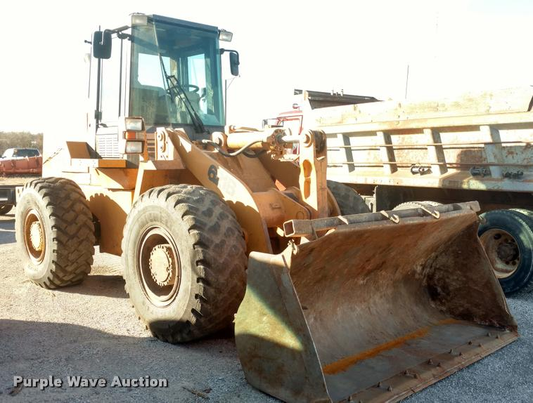 1999 Case 621B wheel loader