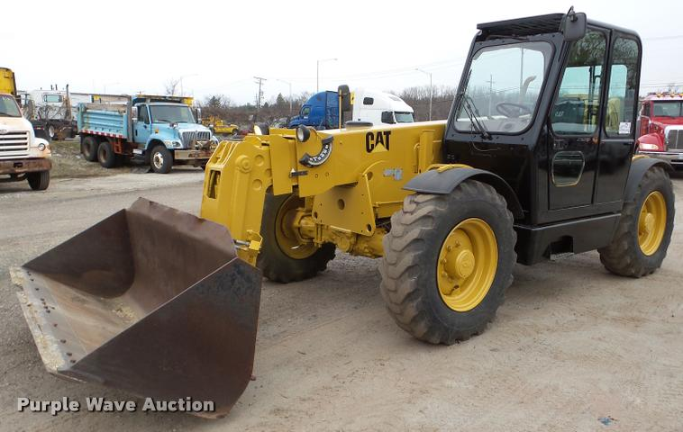 1995 Caterpillar TH63 telehandler