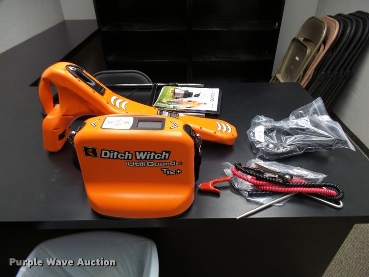 2015 Ditch Witch UtiliGuard UTG-A0V T12 locating system