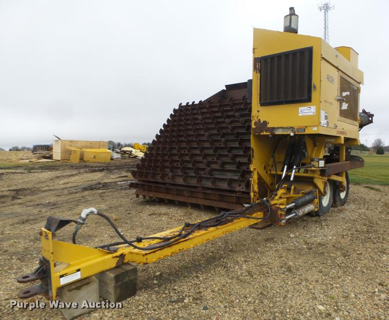Scat 482H compost turner