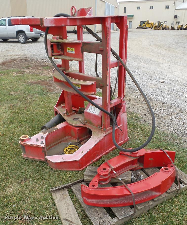 Fecon tree shear