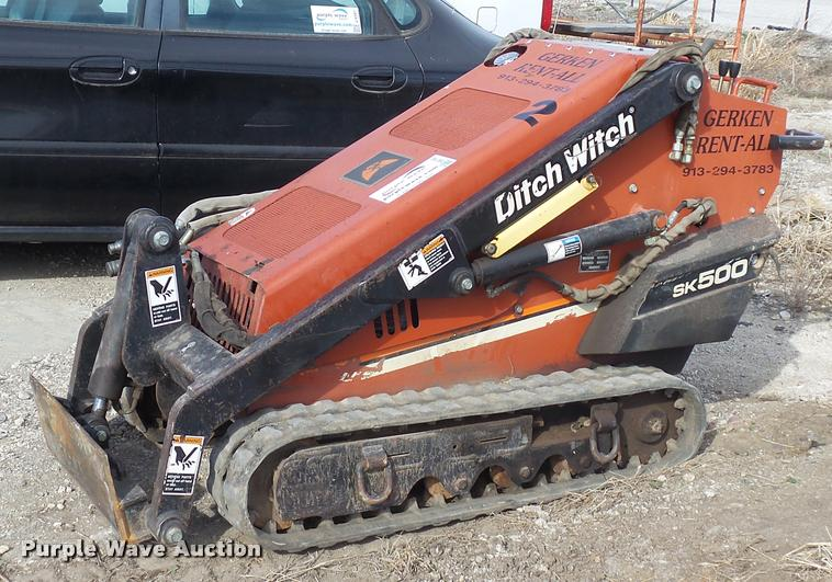 Construction Equipment Auction in Coffeyville, Kansas by Purple Wave on