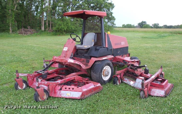 excel hustler 275 mower manual