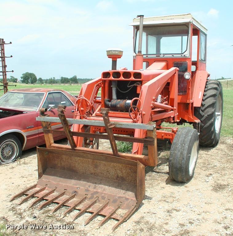 Broken Tractor Ford : Ford new holland loader bucket broken tractor autos post