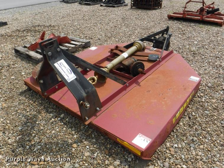 Howse 6015 rotary mower