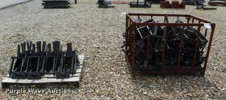 Rotary mower parts