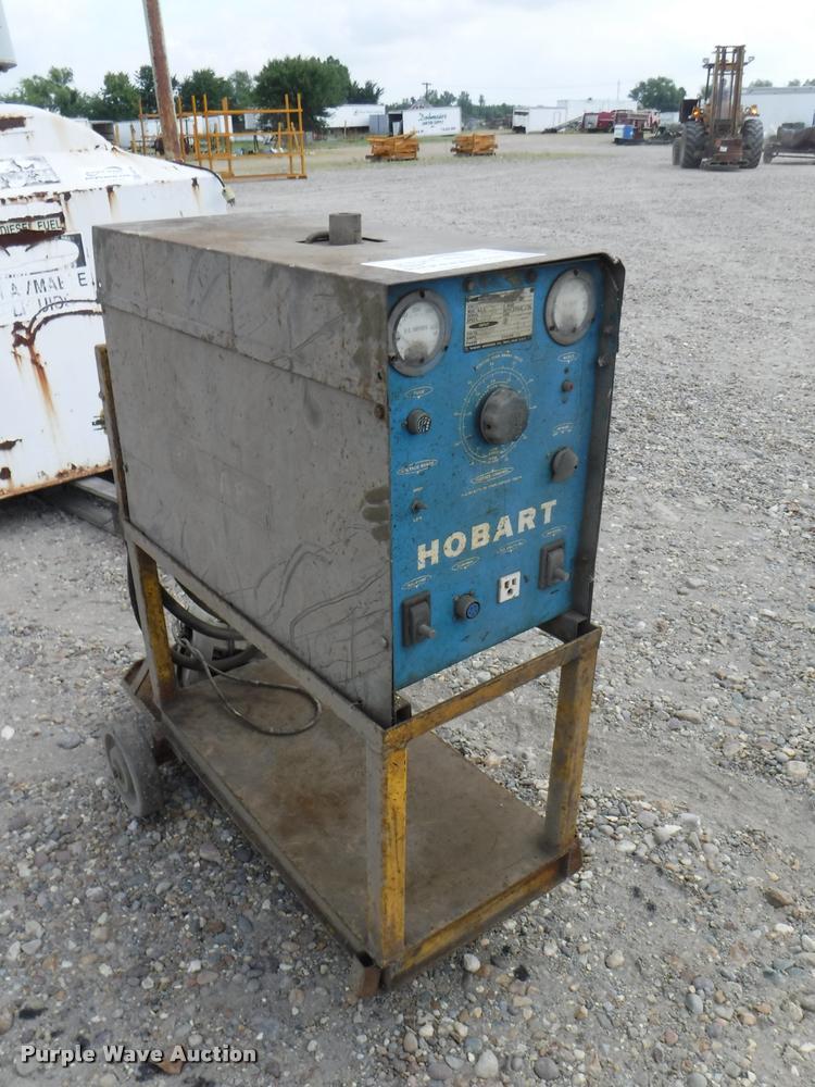 Hobart RC256 welder