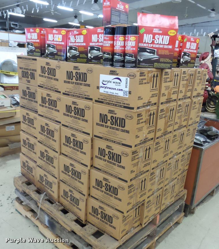 (380) no skid bed liner coating kits