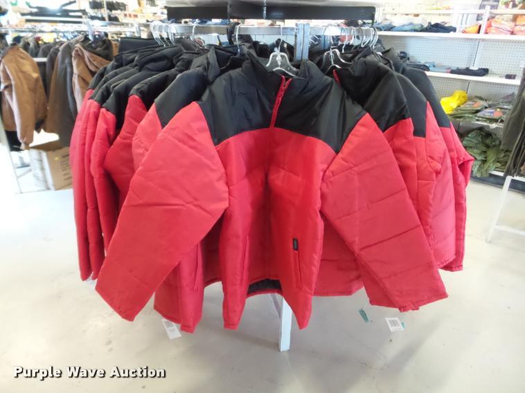 Approximately (40) Maxam Mountain Parka jackets