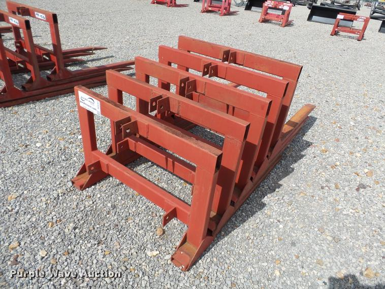 (5) Jeco pallet/hay forks