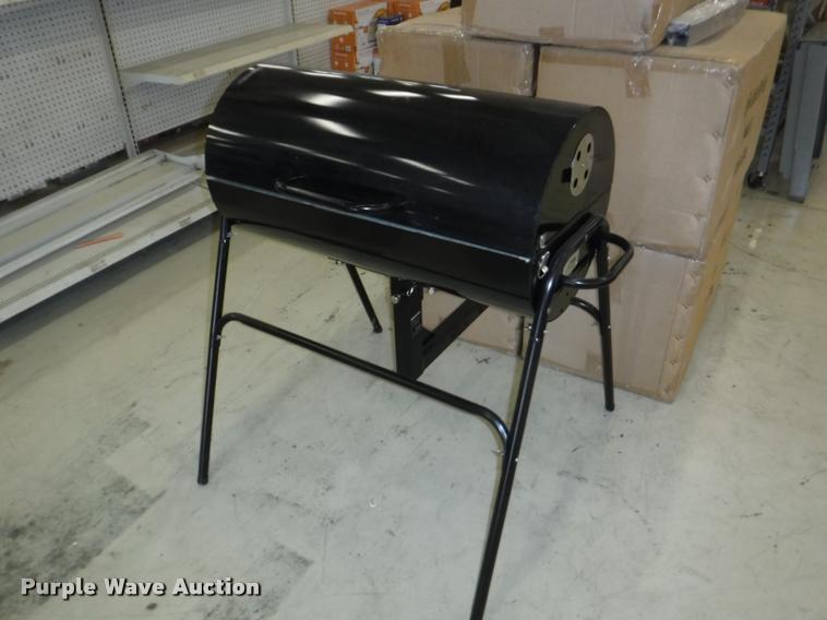 (6) Big Go barbecue grills
