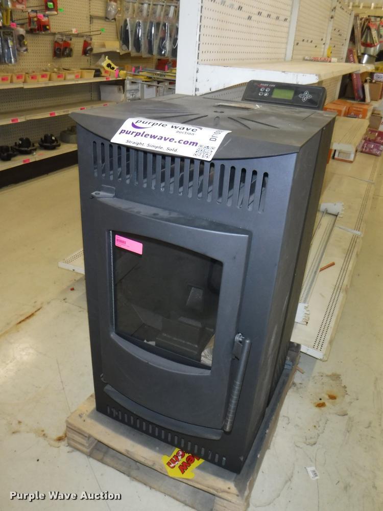 Castle electric pellet stove