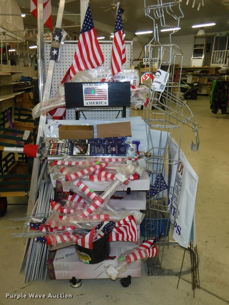 Patriotic merchandise