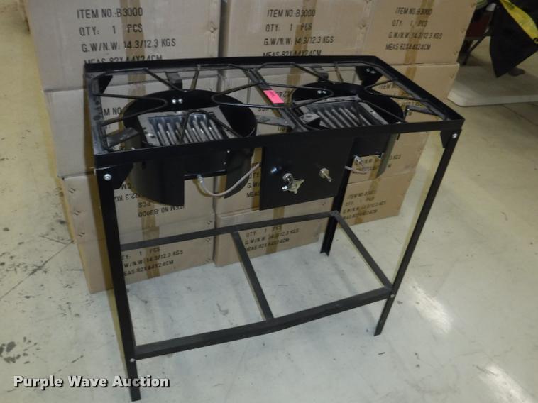 (19) Alpha two burner stoves