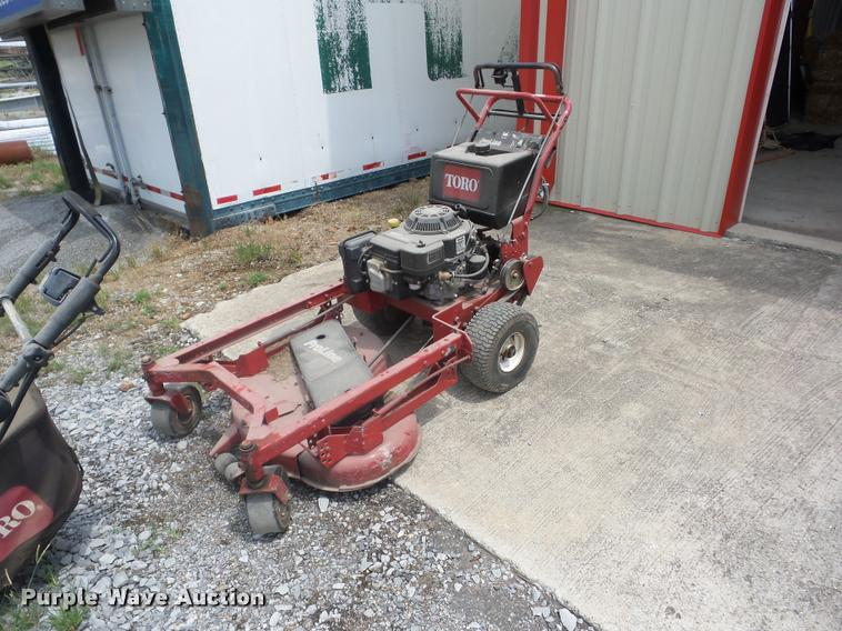 Toro Proline 37 mower