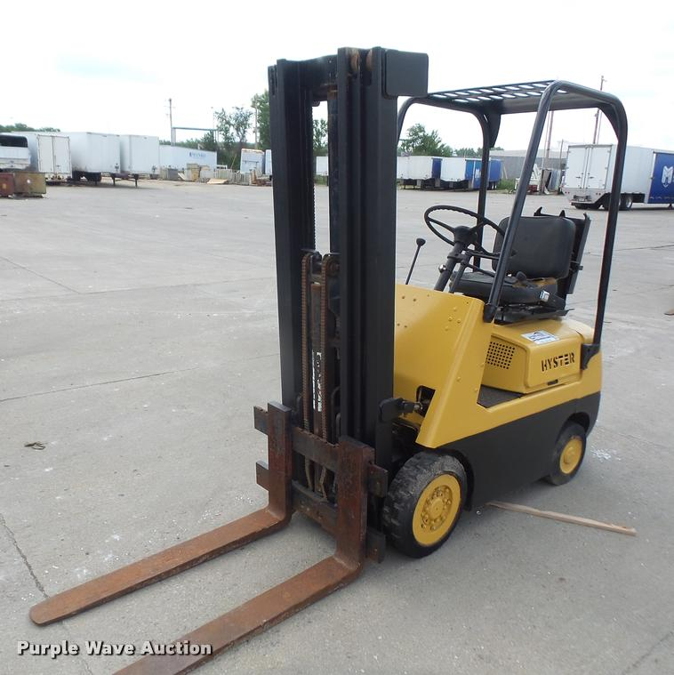 Hyster 530A forklift