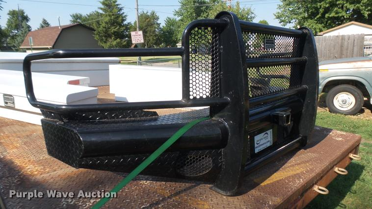 Keller Equipment Ranch Hand bumper with grille guard