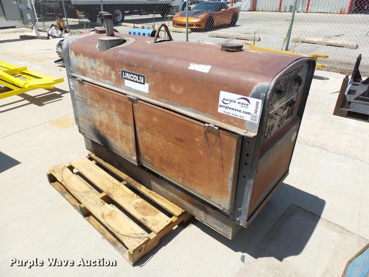 Lincoln SA-250 welder