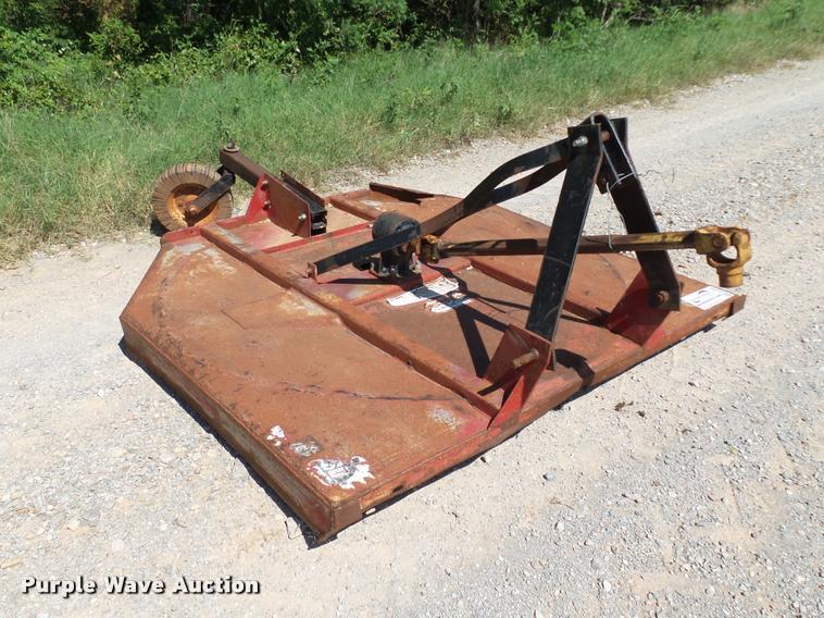 Branson SD rotary mower