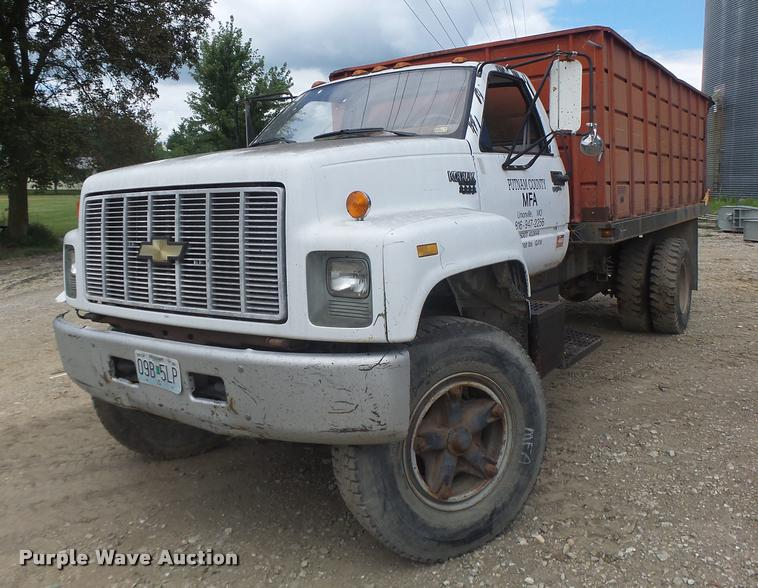 1990 Chevrolet Kodiak grain truck