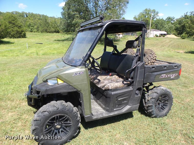 2015 Polaris Ranger XP 900 UTV
