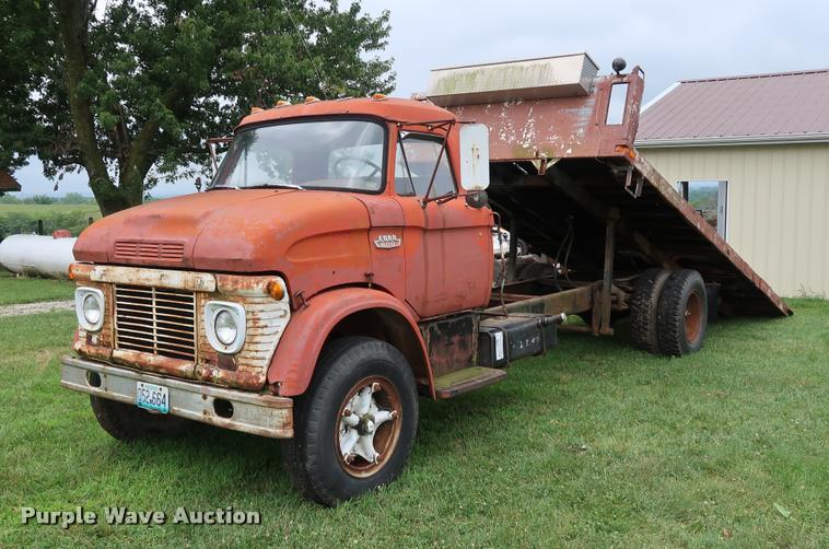 1967 Ford 600 truck