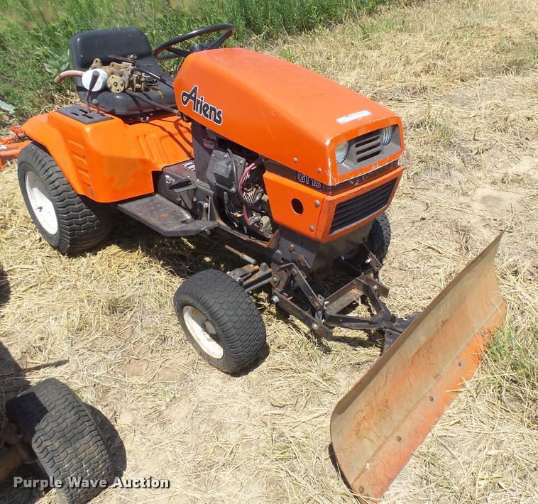 Ariens GT18 lawn mower