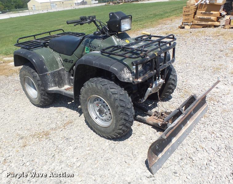 1999 Honda Foreman ES ATV