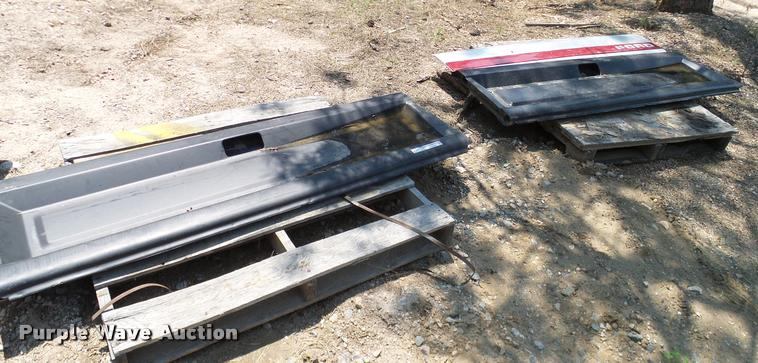 (2) Ford tailgates