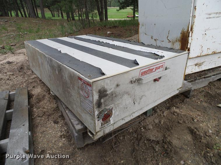 Weatherguard Packrat toolbox