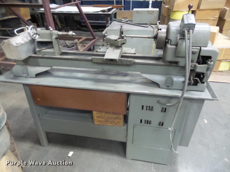 Atlas metal lathe