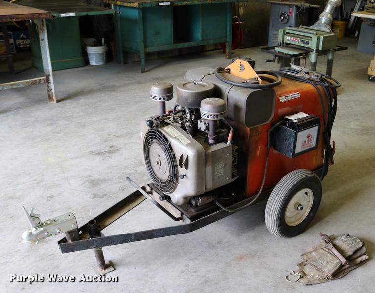 Airco welder/generator