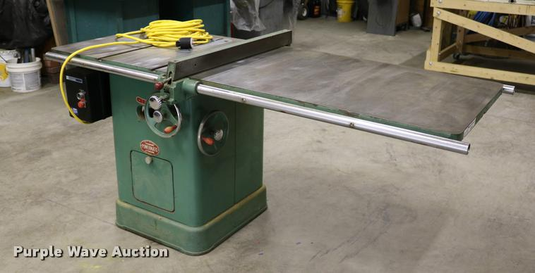 Powermatic 65 table saw