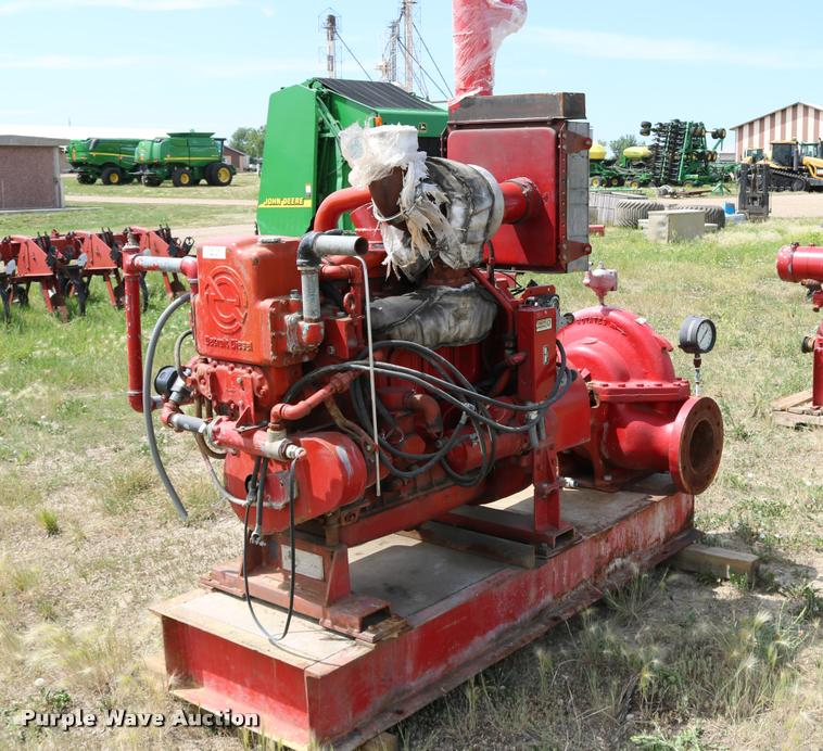 Aurora centrifugal pump