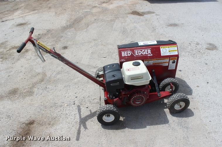 Brown F991H bed edger
