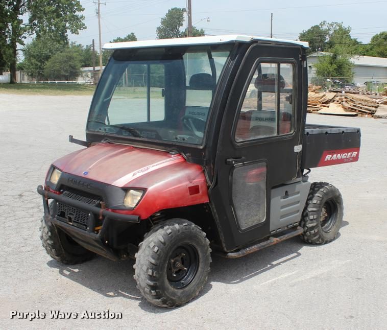 2006 Polaris Ranger XP700 UTV