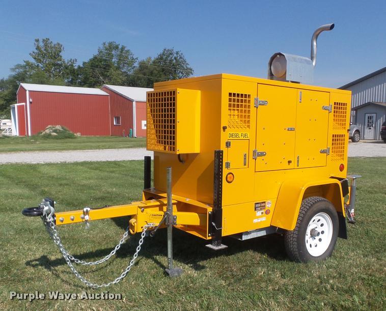 2015 Team Fenex S251JD generator