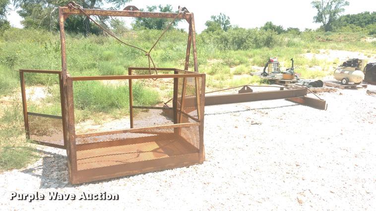 12' lifting truss