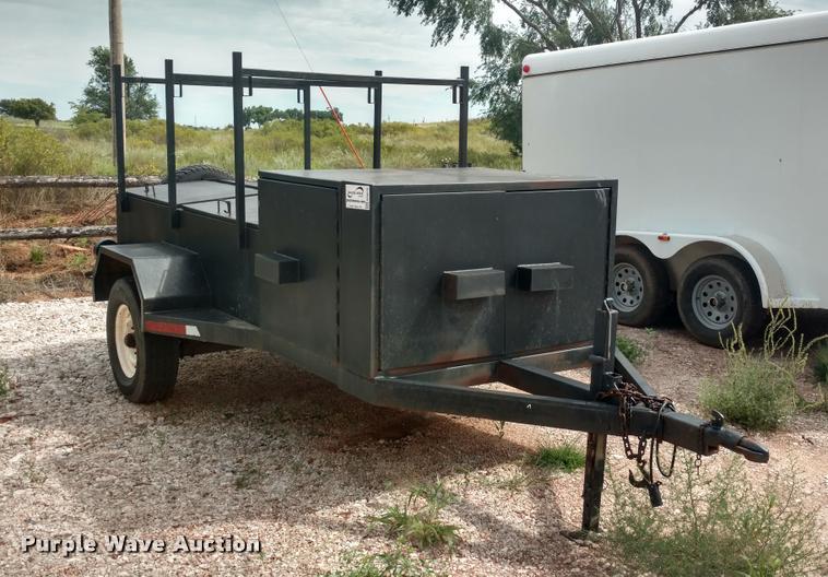 Tool trailer