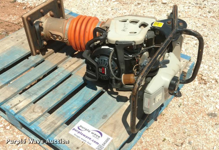 Multiquip MTX-70 compactor