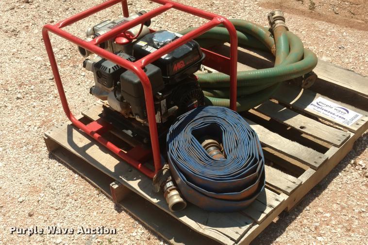 Multiquip QP-2TH pump