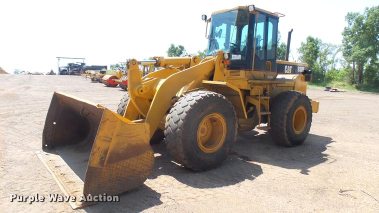 1994 Caterpillar 938F wheel loader